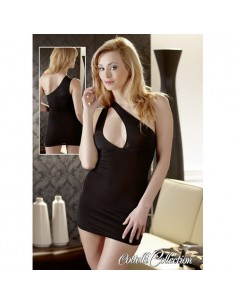 Cottelli Collection Zwarte pikant jurkje