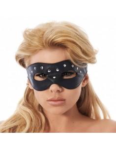 Rimba open oogmasker met nieten