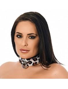 Rimba Halsband 4 cm breed