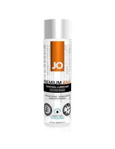 System JO Anaal siliconen glijmiddel koel 120 ml