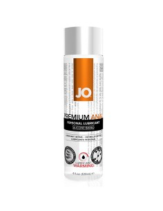 System JO Anaal siliconen glijmiddel warm 120 ml