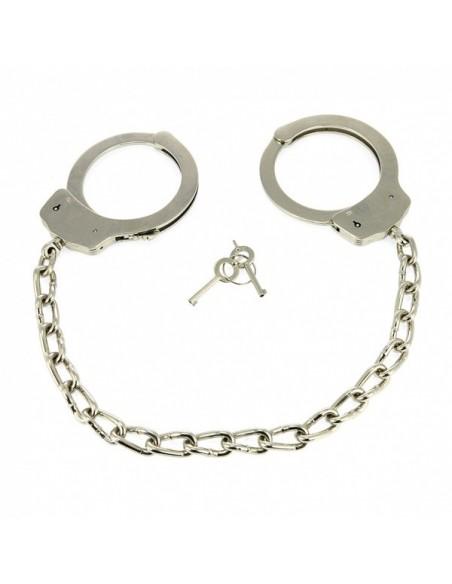 Rimba Metalen politie voetboeien
