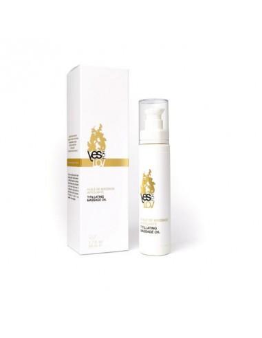 YESforLOV Zinnenprikkelende Massage Olie