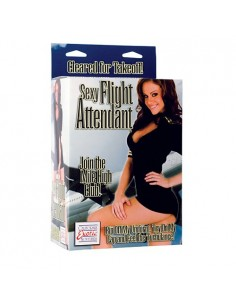 California exotics novelties Sexy flight attendant lovedoll