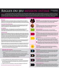 Tease & please Mission intime Classique (FR)