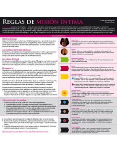 Tease & please Mision Intima Edicion original (ES)