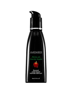 Wicked Aqua candy apple water based lubricant 60 ml