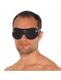 Rimba Masker met kussen gevoerd zwart
