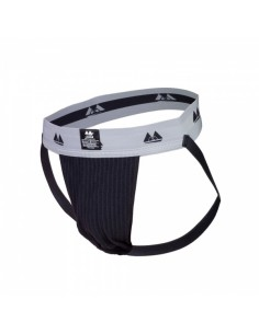 Bike Jockstrap 5 cm black XL