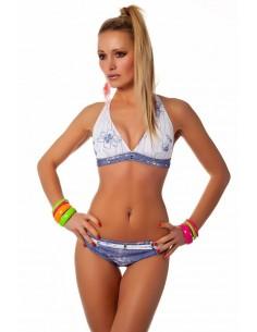 H. Nathalie Halter Bikini...