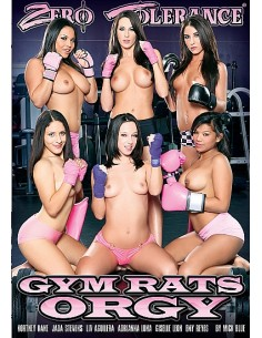 Zero Tolerance Gym rats orgy