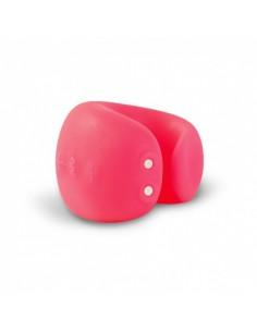 Fun Toys Gring met afstandbediening voor G-plug roze