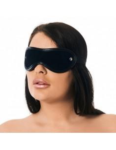 Rimba zwart oogmasker