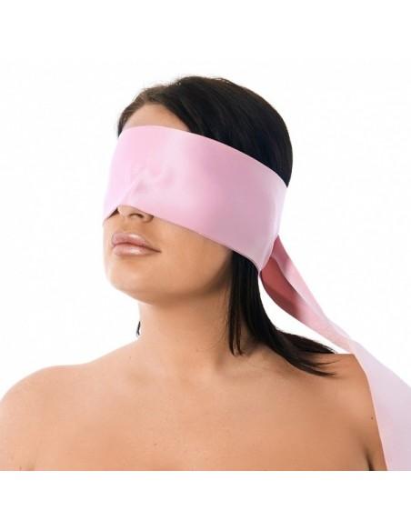 Rimba Polyester blinddoek roze