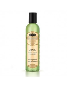 Kamasutra Naturals Massage oil Vanilla Sandelwood