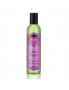Kamasutra Naturals Massage oil Island passion berry