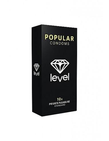 Level Popular condoms 10x