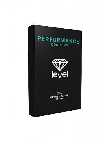 Level Performance condoms 24x