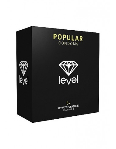 Level Popular condoms 5x