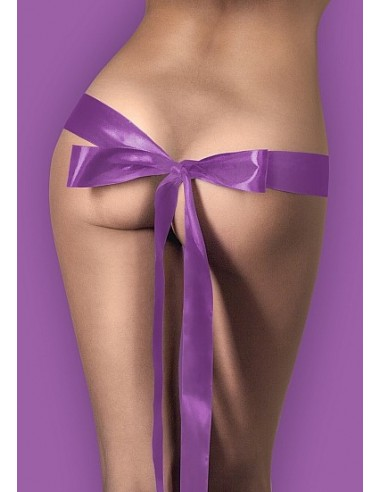 Ouch Silky rope purple
