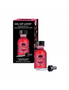 Kamasutra Oil of love Strawberry dreams 22ml