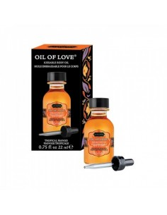 Kamasutra Oil of love Tropical Mango 22 ml