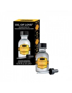 Kamasutra Oil of love Coconut pineapple 22 ml