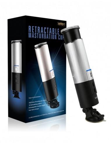 Leten X9 Telescopische masturbator