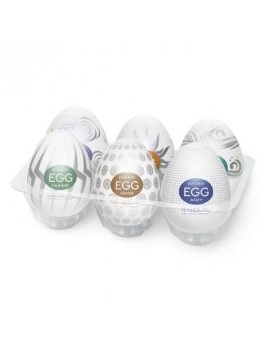 Tenga Egg 6 Verschillende Serie 2
