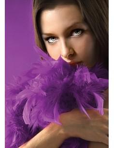 Ouch Boa purple