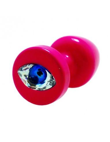 Diogol Anni R Eye crystal pink 30 mm