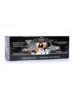 Master Series Extreme seks bench