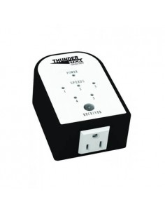 Master Series Thunder touch afstandsbediening voor wand vibrator