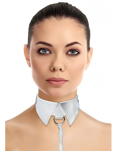 Ouch Classic collar with leash