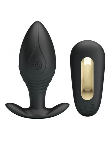 Pretty Love Royal remote anal plug