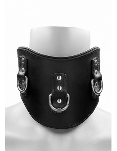 Ouch Heavy duty padded posture collar