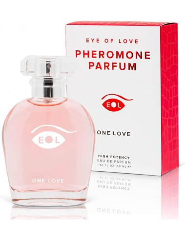 Eye of Love One Love feromonen parfum