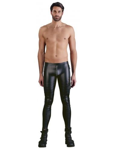 NEK  Men's wetlook trousers XL