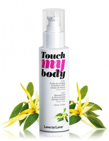 Love to love Touch my body Ylang Ylang