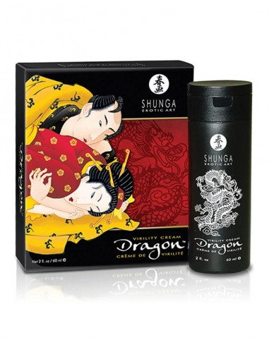 Shunga Dragon Potentie Crème