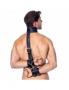 Rimba combinatie hals- arm boeien breed S/M