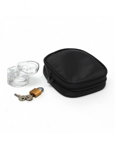 CB-X CB-6000s Chastity Package Clear