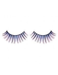 Baci Lingerie Blue deluxe eyelashes