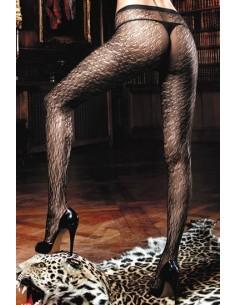 Baci Lingerie panty jacquard