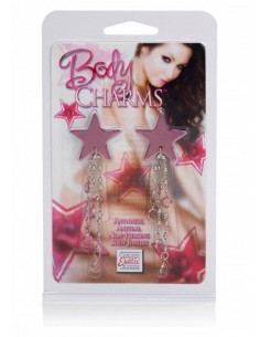 California Exotic Novelties Body Charms Star