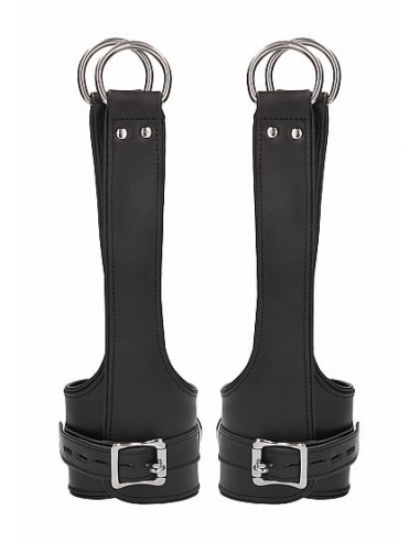 Shotstoys Suspension cuffs leather Feet and hands