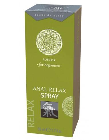Shiatsu Anal relax Spray voor beginners