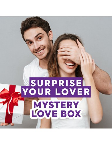 Surprise Sexbox for couples