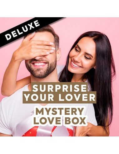 Surprise Sexbox for couples deluxe