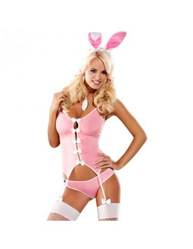Obsessive Bunny Suit Kostuum S/M